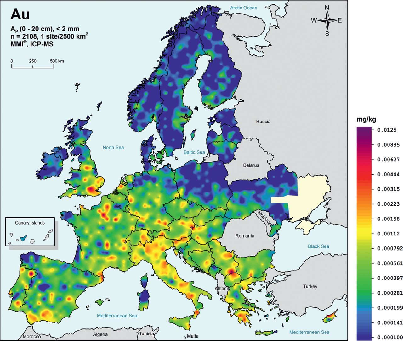 Mobile Metal Ion® analysis of European agricultural soils: bioavailability,  weathering, geogenic patterns and anthropogenic anomalies | Geochemistry:  Exploration, Environment, Analysis
